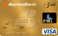 Applied Bank� Secured Visa� Gold Credit Card