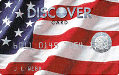 Discover� More� Card - American Flag